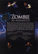 Zombie Re-Animated Vol. 2 by Jeb Sherrill