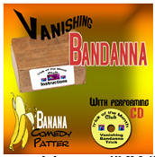 Vanishing Bandana With CD