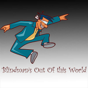 Blind Man's Out of This World - Video/Book DOWNLOAD