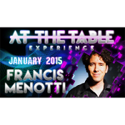 At the Table Live Lecture - Francis Menotti DOWNLOAD