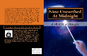 Nine Unearthed At Midnight - Halloween Magic Book For Kids