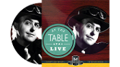 At the Table Live Lecture Bizzaro