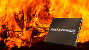 Fire Anywhere by Zyro