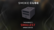 SMOKE CUBE (Gimmick and Online Instructions)