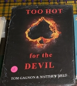 Irregular Book Sale - Too Hot For The Devil