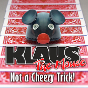 Klause The Mouse