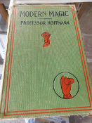 Collectible Book - Hoffmans Modern Magic