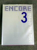 GENTLY USED ENCORE 3 BOOK