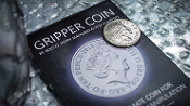 Gripper English 10P Coin (Single Coin) by Rocco Silano