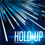 HOLD UP Blue (Gimmick and Online Instructions) by Sebastien Calb