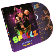 Spellz - Season One - Volume Two (Featuring Jay Sankey)