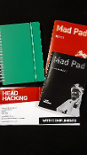 Gently Used Mad Pad (Head Hacking)